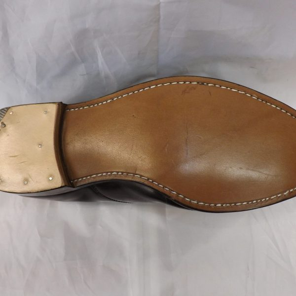 Mens Full Leather Soles and Leather