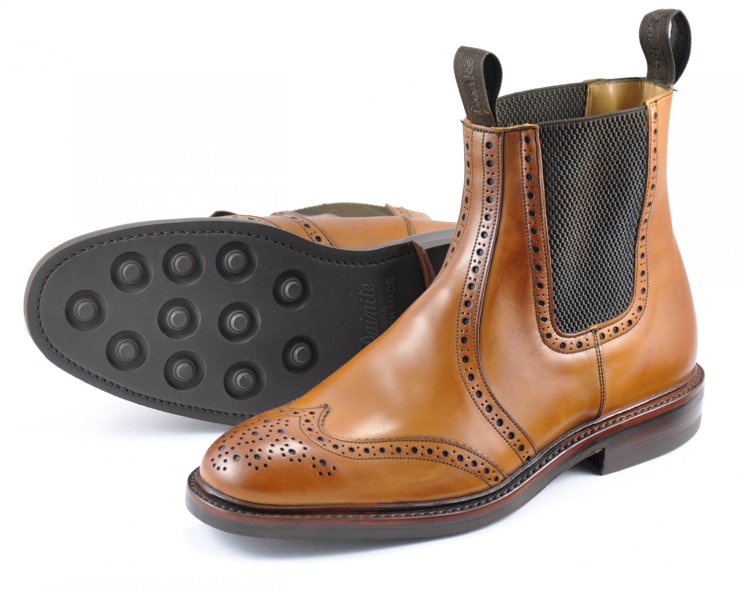 Loake Thirsk Tan