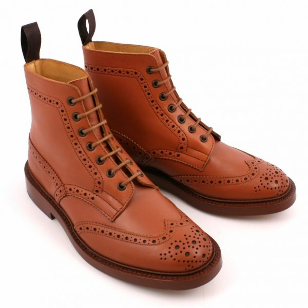 Trickers Malton C'Shade Leather-0