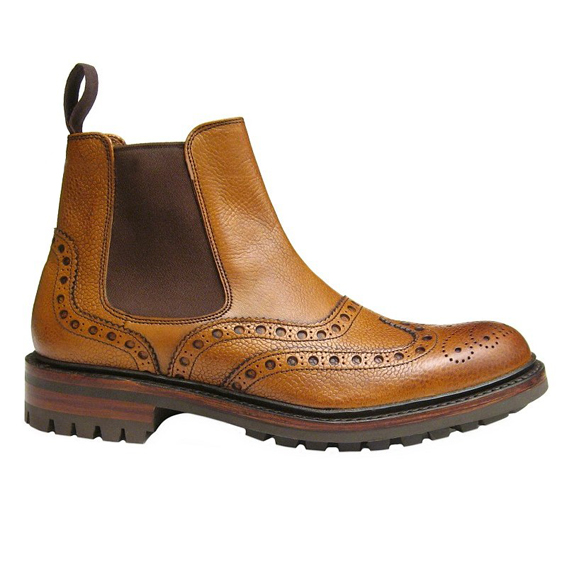 Cheaney Tamar C Almond Grain-0