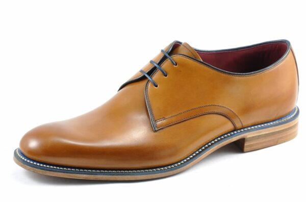 Tan Burnished Calf