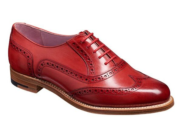 Barker Fearne Red Hand Paint-0