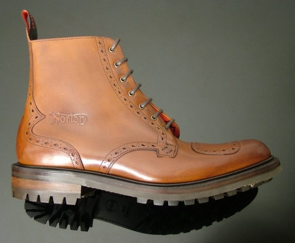 Jeffery West 'Norton' Hannibal Biker Boot-3241