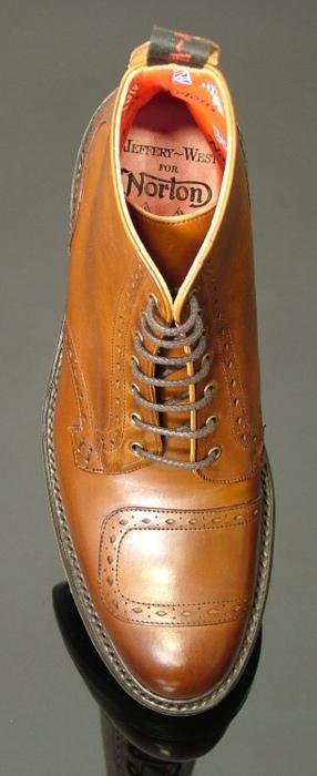 Jeffery West 'Norton' Hannibal Biker Boot-3239