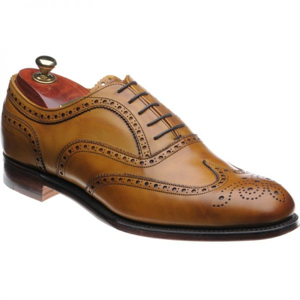 Cheaney Arthur Original Chestnut-0